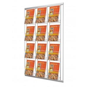 Modułowy zestaw kieszeni 12 x A4 pionowo szer 23 cm Art 213